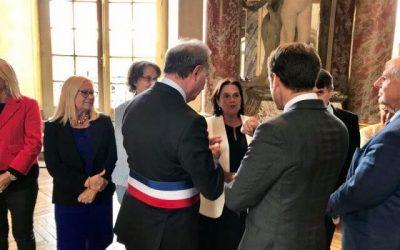 Toulouse : Visite du Président de la République