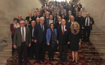 100e Congrès des Maires : Une soirée au Sénat