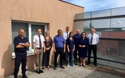 Mineurs enfermés : Visite de l'établissement pénitentiaire de Lavaur