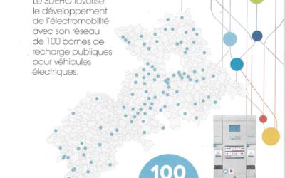 Roulez électrique : 100 bornes publiques en Haute-Garonne